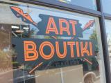 Art Boutiki ReopeningShow